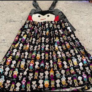 Vampire Halloween Dress
